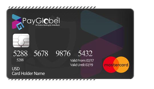 PayGlobel - Visa Virtual Card